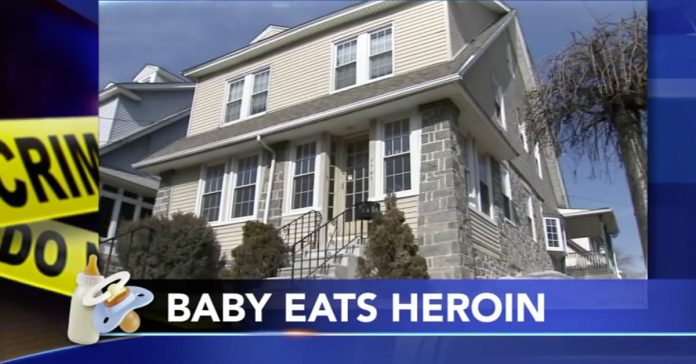 Baby in critical condition after ingesting heroin, police say: Annie McCormick reports on Action News at 5 p.m., February 5, 2019