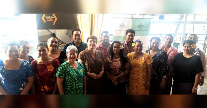 Congratulations to the Australia Awards Alumni Graduates of 2018