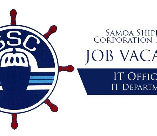 Vacancies Archives - Samoa Global News