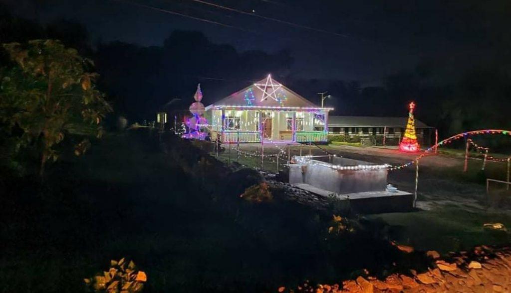 Asau District Lights Up the West Coast – Samoa Global News