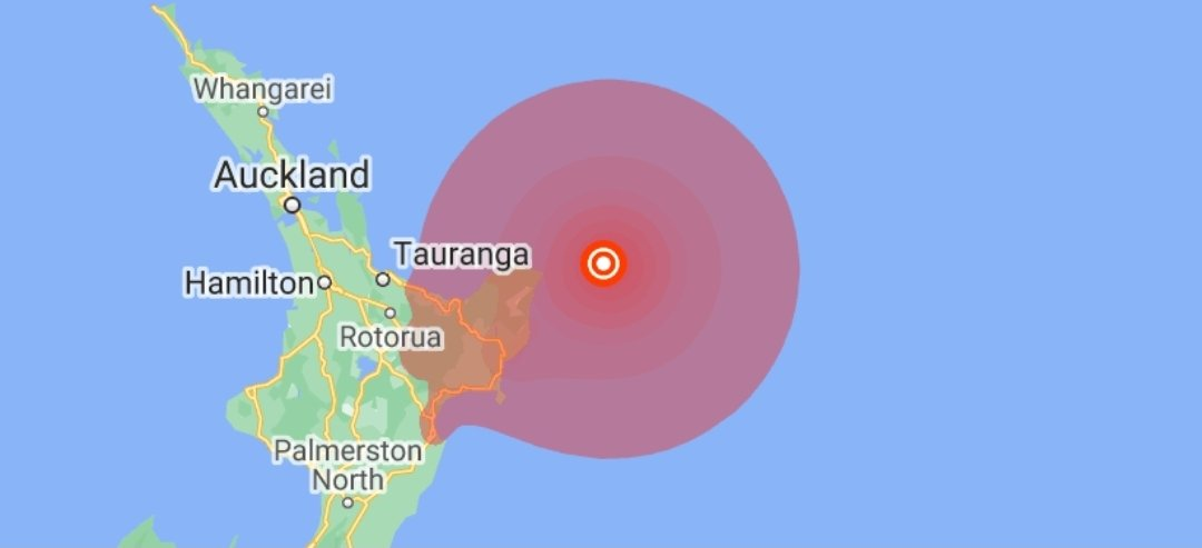 Tsunami warning issued to New Zealand after magnitude 7.1 earthquake hit – Samoa Global News
