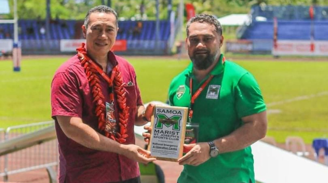 First Responders Honored during Vailima International Marist 7's – Samoa Global News