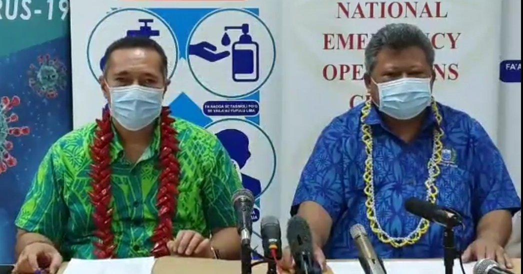 Samoa's Positive Covid-19 Case Released to Home Quarantine – Samoa Global News