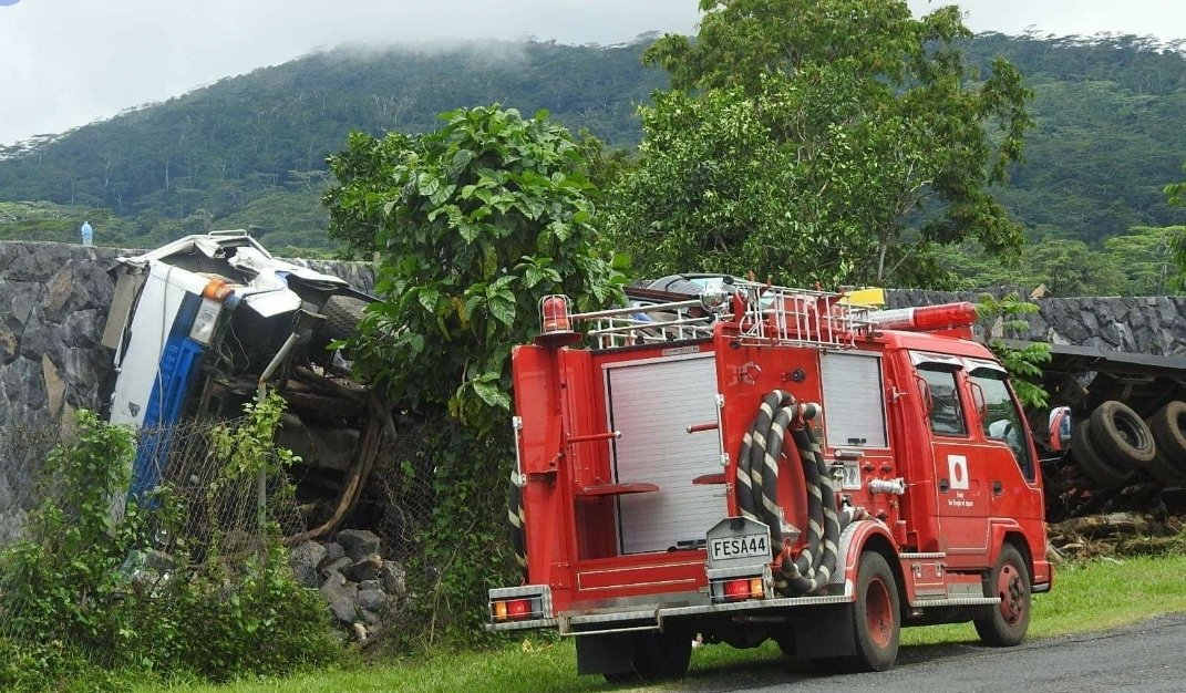 One Death Confirmed in Vaoala Car Accident – Samoa Global News