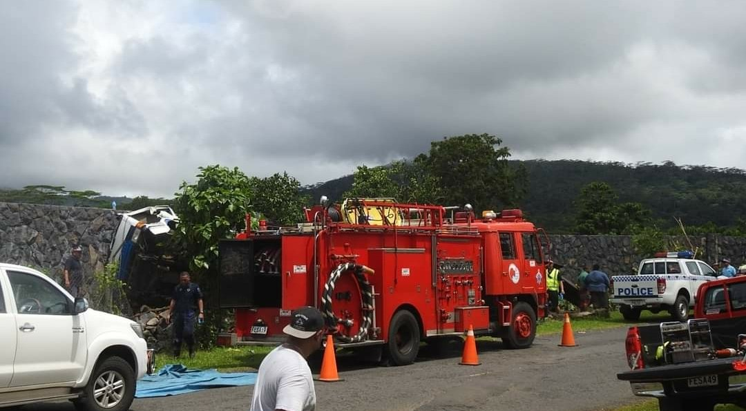 Innocent Bystander Killed by Truck Travelling Downhill at Vaoala – Samoa Global News